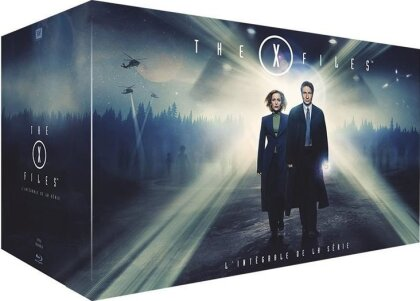 The X-Files - Saisons 1-9 (Limited Edition, 55 Blu-rays)