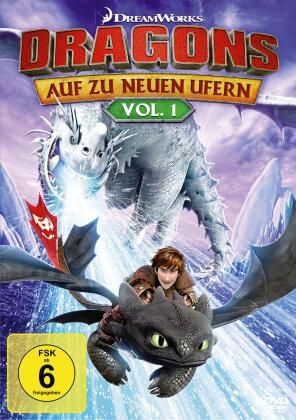 Dragons - Auf zu neuen Ufern - Staffel 1 - Vol. 1
