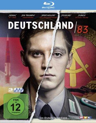 Deutschland 83 (3 Blu-rays)