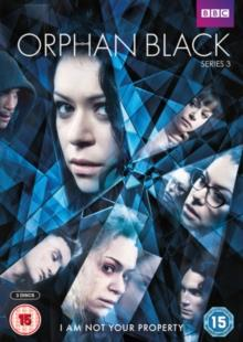 Orphan Black - Season 3 (BBC, 3 DVD)