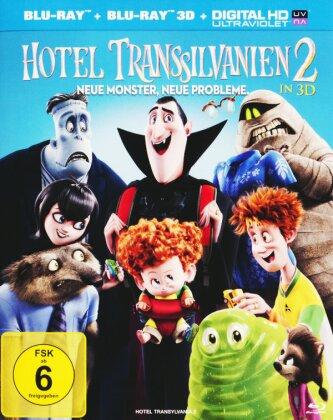 Hotel Transsilvanien 2 (2015) (Blu-ray 3D + Blu-ray)