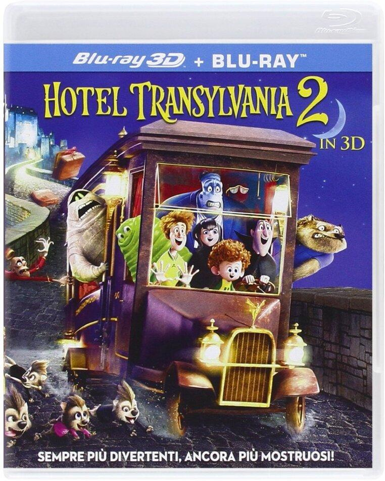 Hotel Transylvania 2 (2015) (Blu-ray 3D + Blu-ray)