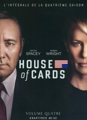 House of Cards - Saison 4 (4 DVD)