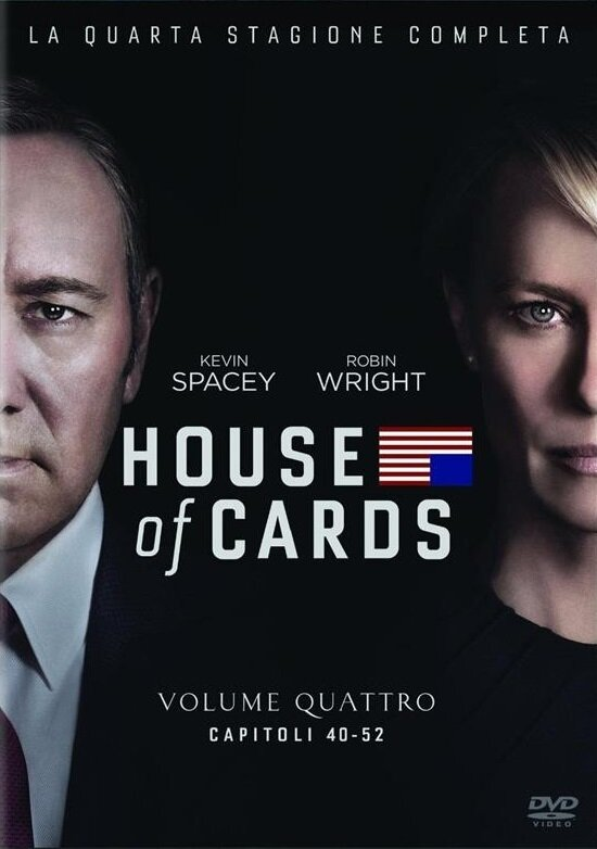 House of Cards - Stagione 4 (4 DVD)
