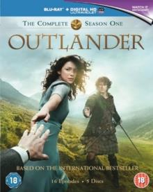 Outlander - Season 1 (5 Blu-rays)