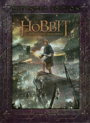 Lo Hobbit 3 - La battaglia delle cinque armate (2014) (Extended Edition, 5 DVDs)