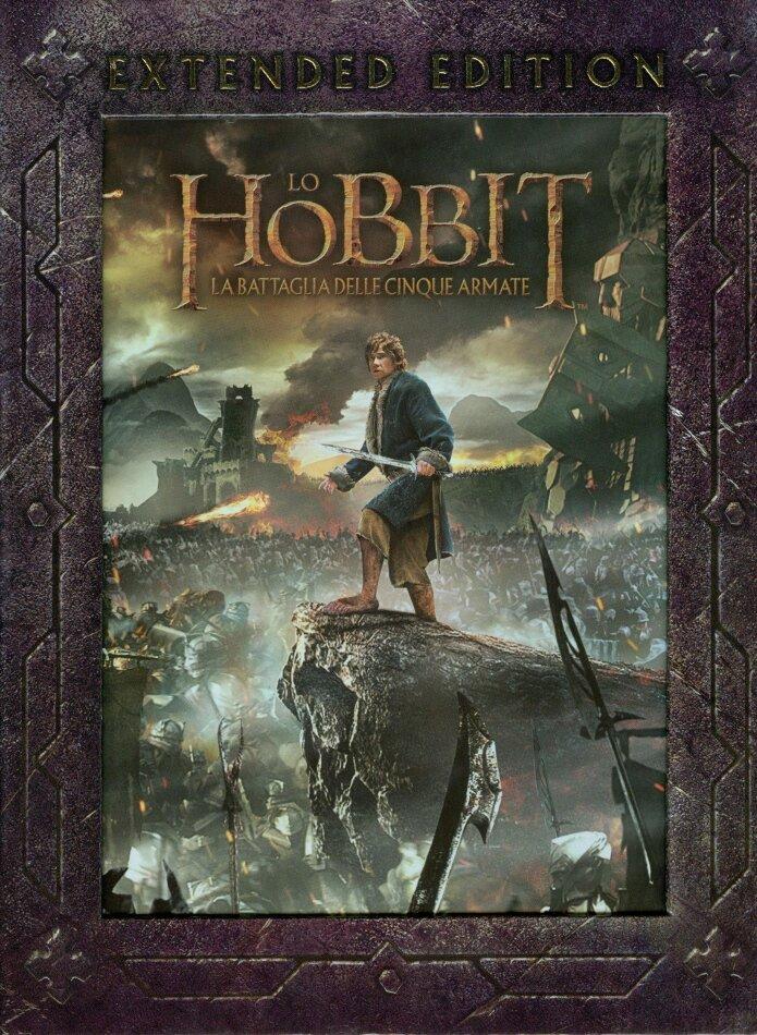 Lo Hobbit 3 - La battaglia delle cinque armate (2014) (Extended Edition, 5 DVD)