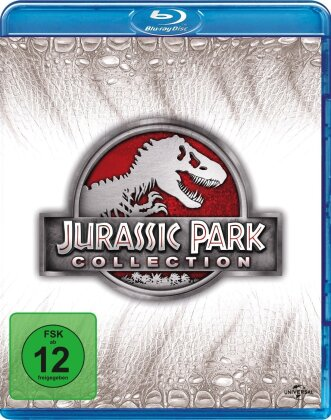 Jurassic Park Collection (4 Blu-rays)