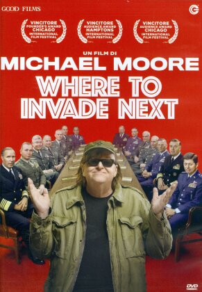 Where to Invade Next - Michael Moore (2015)