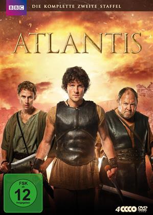Atlantis - Staffel 2 (4 DVDs)
