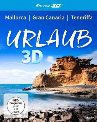 Urlaub - Mallorca / Gran Canaria / Teneriffa (3 Blu-ray 3D)