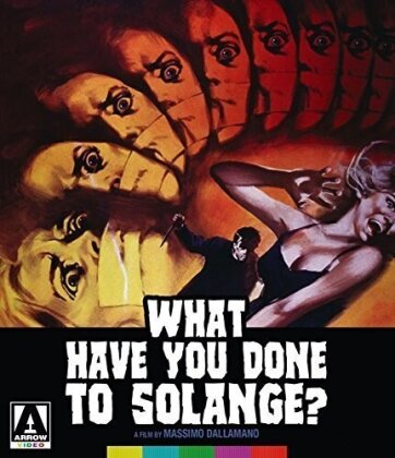 What Have You Done to Solange? (1972) (Blu-ray + DVD)