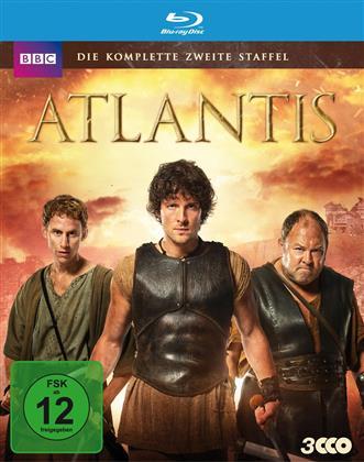 Atlantis - Staffel 2 (3 Blu-rays)
