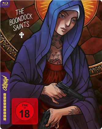 The Boondock Saints - Der blutige Pfad Gottes (1999) (Mondo X Collection, Steelbook, Blu-ray + DVD)