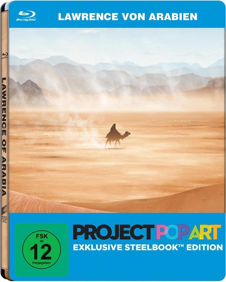 Lawrence von Arabien (1962) (Project Pop Art Edition, Steelbook)