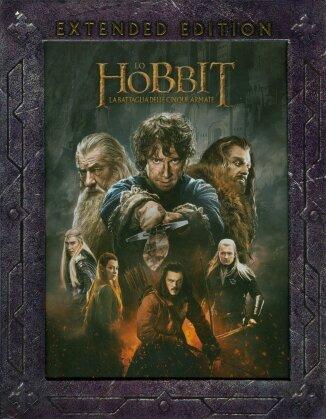 Lo Hobbit 3 - La battaglia delle cinque armate (2014) (Extended Edition, 3 Blu-ray)