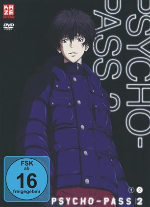 Psycho-Pass - Staffel 2.2 (2 DVDs)