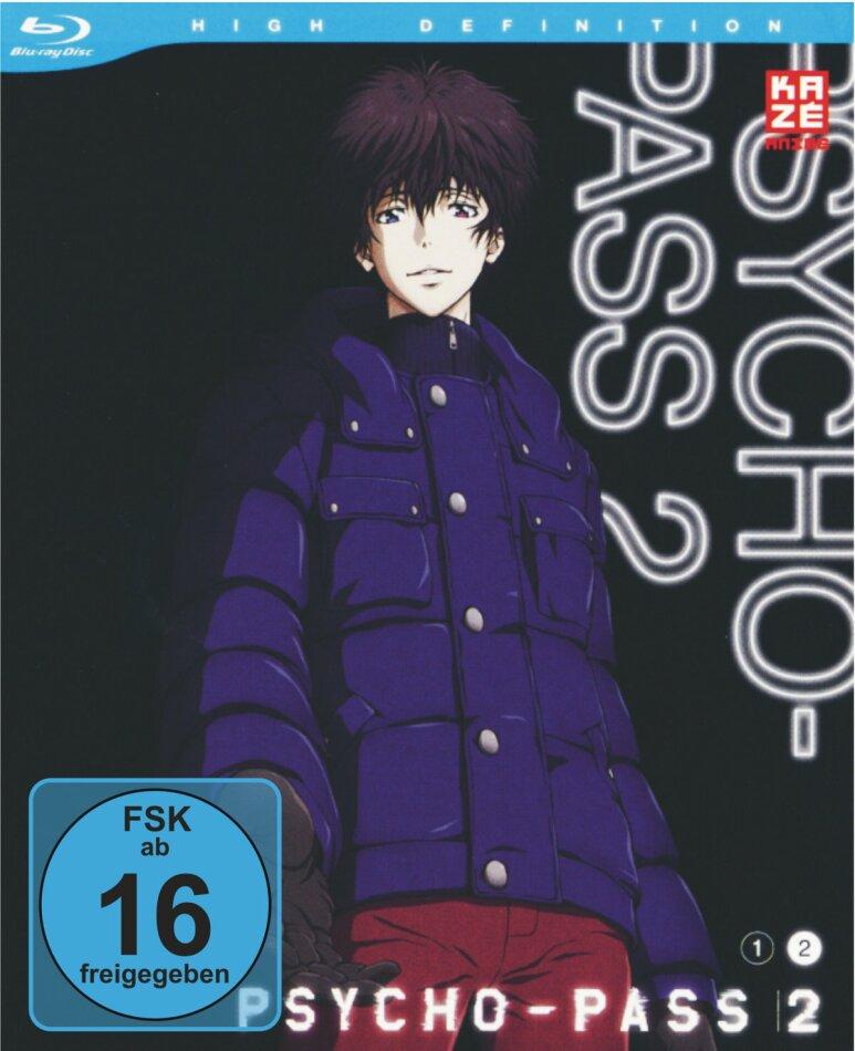 Psycho-Pass - Staffel 2.2 (Digibook)