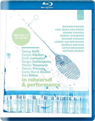 Various Artists - Berühmte Dirigenten in Probe & Konzert