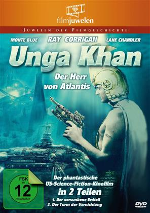 Unga Khan - Der Herr von Atlantis - Der versunkene Erdteil / Der Turm der Vernichtung (1936) (Filmjuwelen)