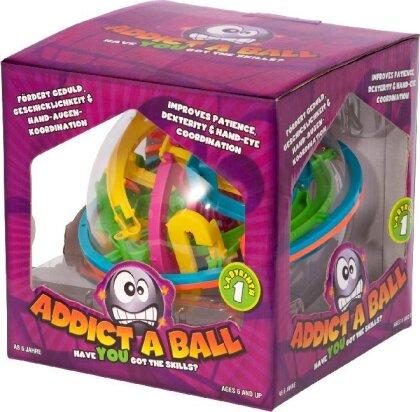 Addict-a-Ball: Maze - 138 Stufen