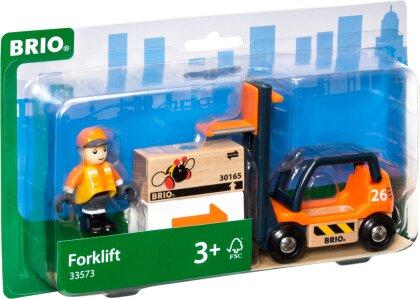 BRIO Railway 33573 - Forklift