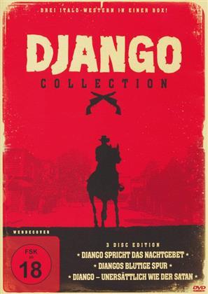Django Collection (3 DVDs)
