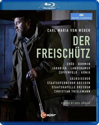 Sächsische Staatskapelle Dresden, Christian Thielemann, … - Weber - Der Freischütz (C Major, Unitel Classica)