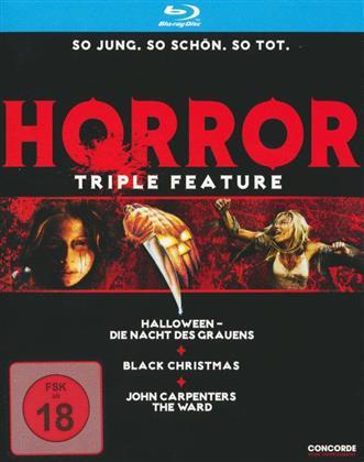 Horror Triple Feature (3 Blu-rays)