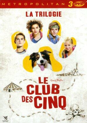 Le Club des Cinq - La Trilogie (3 DVDs)
