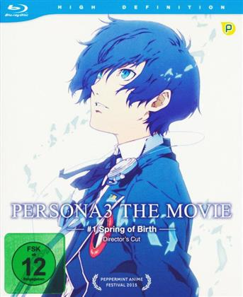 Persona 3 - The Movie - #1 - Spring of Birth (2013) (Director's Cut)