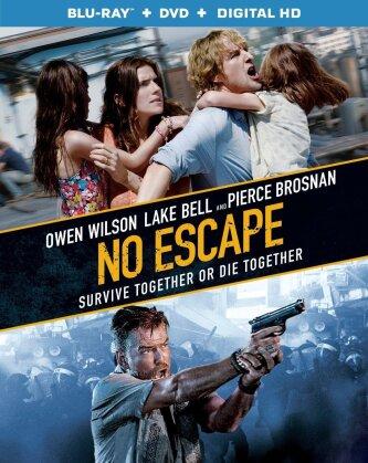 No Escape - No Escape (2PC) (W/DVD) (2015) (Blu-ray + DVD)