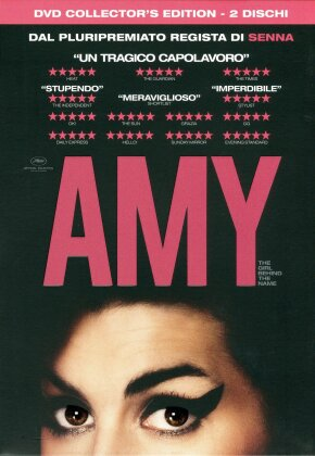 Amy - The Girl Behind The Name (2015) (Collector's Edition, 2 DVD)