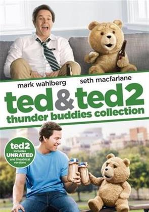 Ted 1 & 2 (2 DVDs)