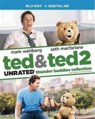 Ted 1 & 2 (2 Blu-rays)