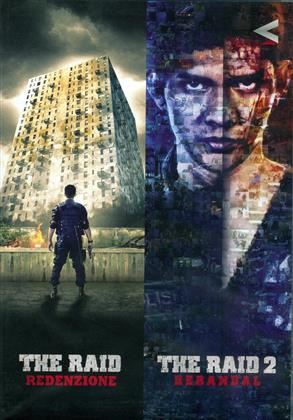 The Raid 1- Redenzione / The Raid 2 - Berandal (2 DVD)