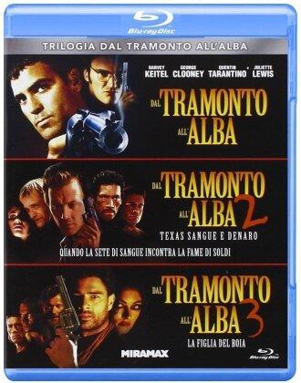 Dal tramonto all'alba - Trilogia (3 Blu-rays)