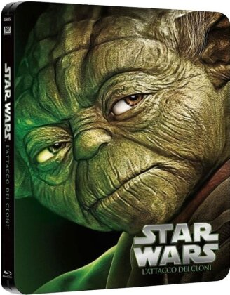 Star Wars - Episodio 2 - L'attacco dei Cloni (2002) (Limited Edition, Steelbook)