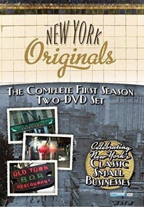 New York Originals - Season 1 (2 DVD)