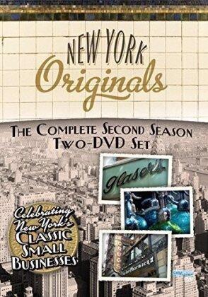New York Originals - Season 2 (2 DVD)