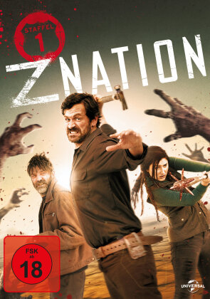 Z Nation - Staffel 1 (4 DVDs)