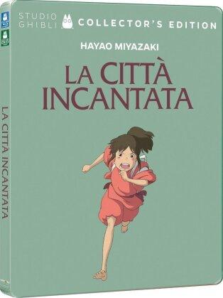 La Città Incantata (2001) (Collector's Edition, Steelbook, Blu-ray + DVD)