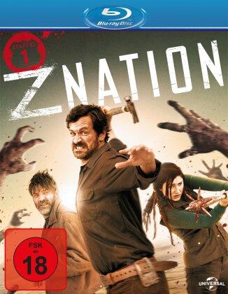 Z Nation - Staffel 1 (4 Blu-rays)