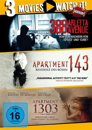 388 Arletta Avenue / Apartment 143 / Apartment 1303 (3 DVDs)