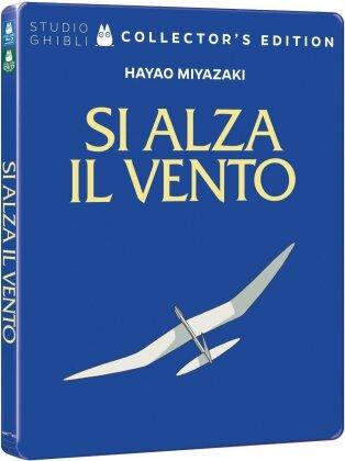 Si alza il vento (2013) (Édition Collector, Steelbook, Blu-ray + DVD)