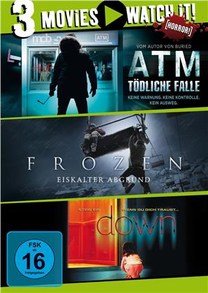 ATM / Frozen / Down (3 DVDs)