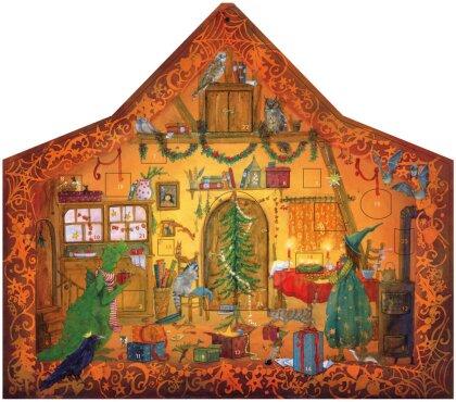 Adventskalender Merlind - die kleine Zauberin