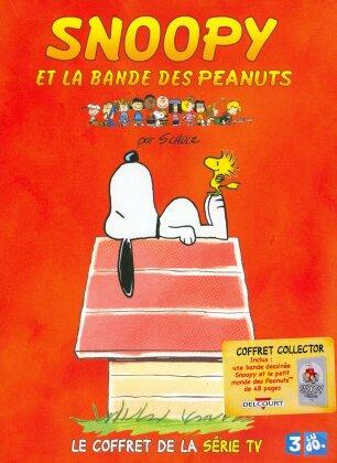 Snoopy et la bande des Peanuts - Le coffret de la série TV (Édition Collector, 3 DVD + Livre)