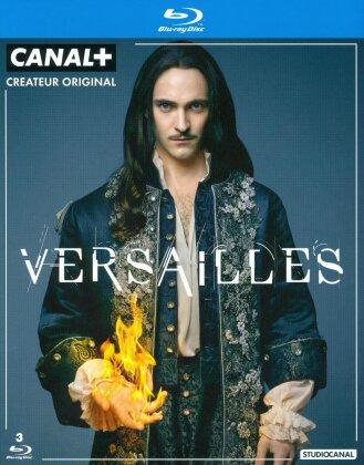 Versailles - Saison 1 (3 Blu-rays)