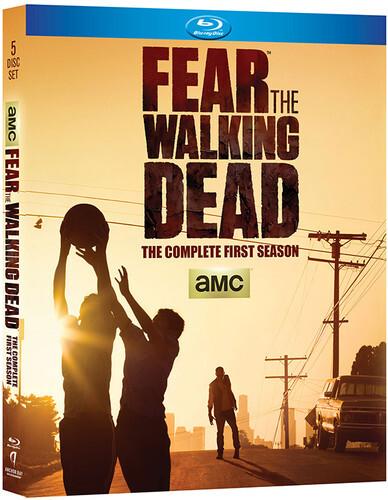 Fear the Walking Dead - Season 1 (2 Blu-rays)